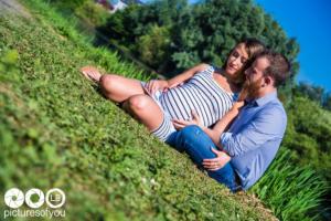 Photo grossesse Sarah et William par Laurent Bossaert - Studio Pictures of You -7