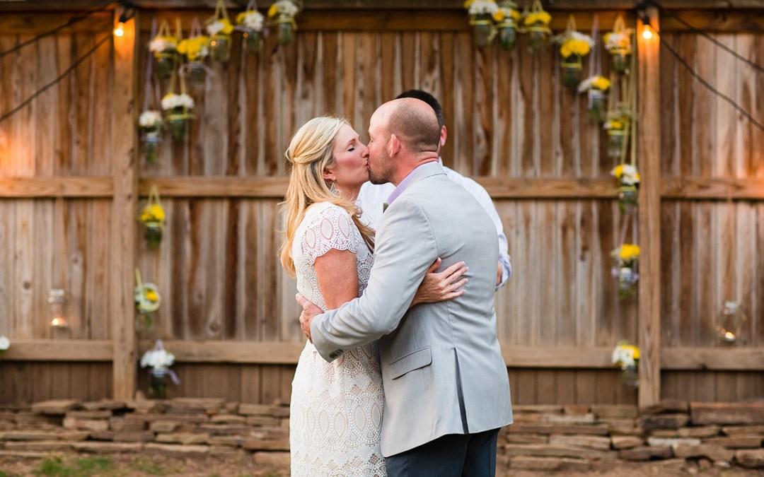 Kaci + Chance | Midtown Backyard Surprise Wedding | Tulsa, Oklahoma