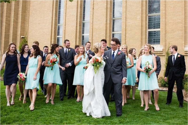 Christ the King Catholic Church Wedding Cain's Ballroom Reception Tulsa Oklahoma_0043