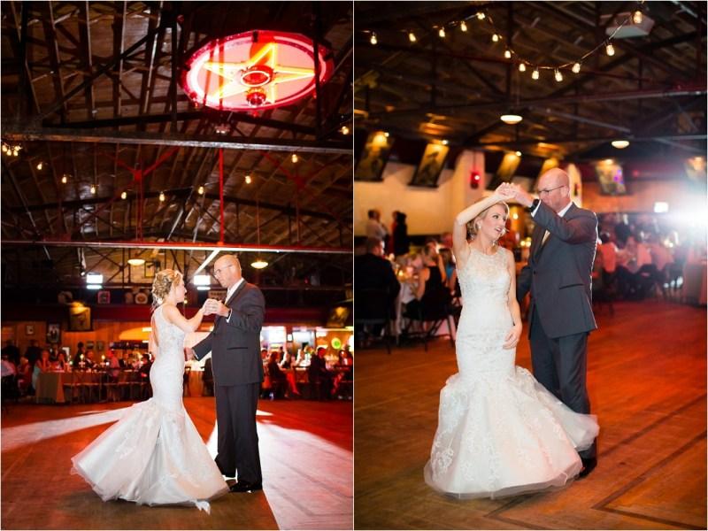 Christ the King Catholic Church Wedding Cain's Ballroom Reception Tulsa Oklahoma_0051