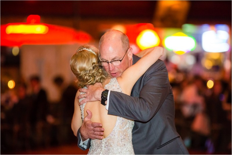 Christ the King Catholic Church Wedding Cain's Ballroom Reception Tulsa Oklahoma_0052
