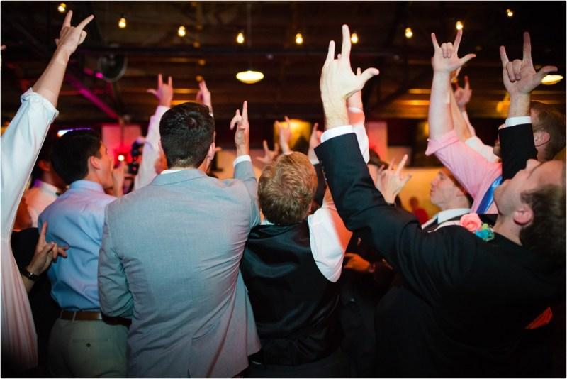 Christ the King Catholic Church Wedding Cain's Ballroom Reception Tulsa Oklahoma_0062