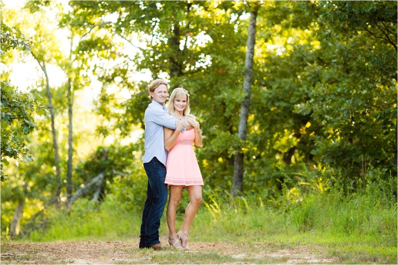 Picturesque Tulsa Engagement Session Wedding_0073