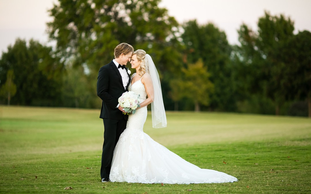 Evie + David | Asbury United Methodist Church Wedding and Tulsa Country Club Reception