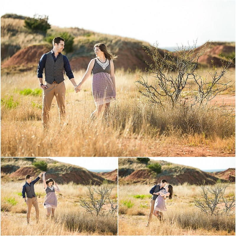 Gloss Mountain State Park Engagement Session Enid Oklahoma Tulsa Wedding_0049