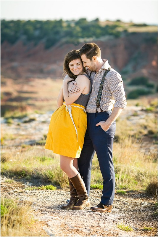 Gloss Mountain State Park Engagement Session Enid Oklahoma Tulsa Wedding_0071