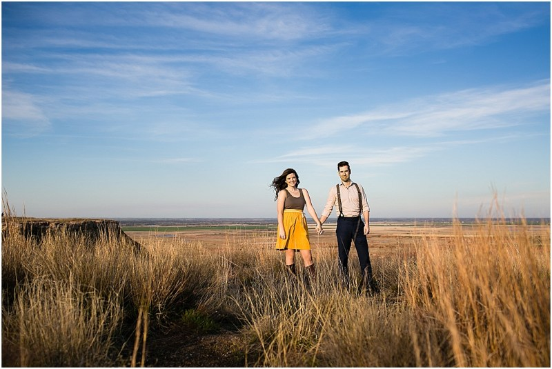 Gloss Mountain State Park Engagement Session Enid Oklahoma Tulsa Wedding_0079