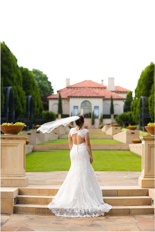 Philbrook Museum of Art Wedding Bridal Picturesque Photos by Amanda_0025