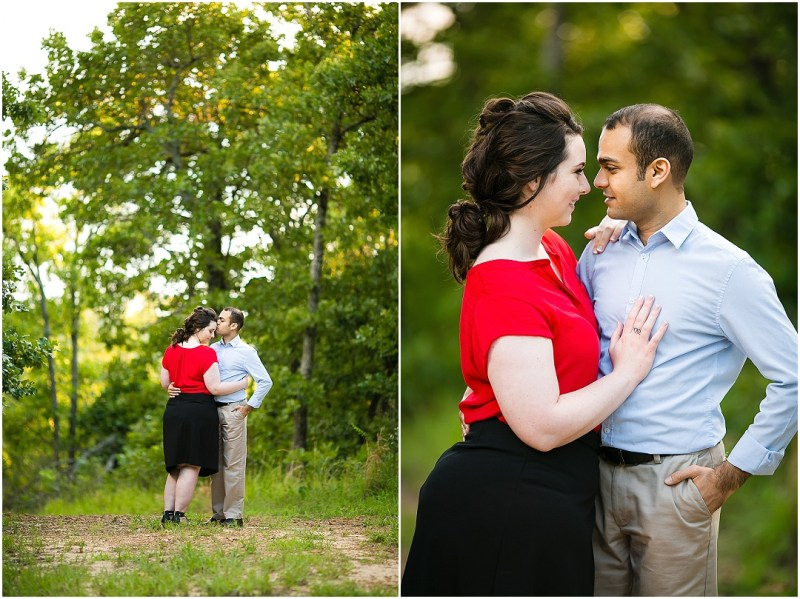 Tulsa Engagement Session Picturesque_0019