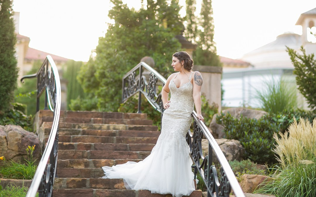 Gabbie | Philbrook Museum of Art Bridal