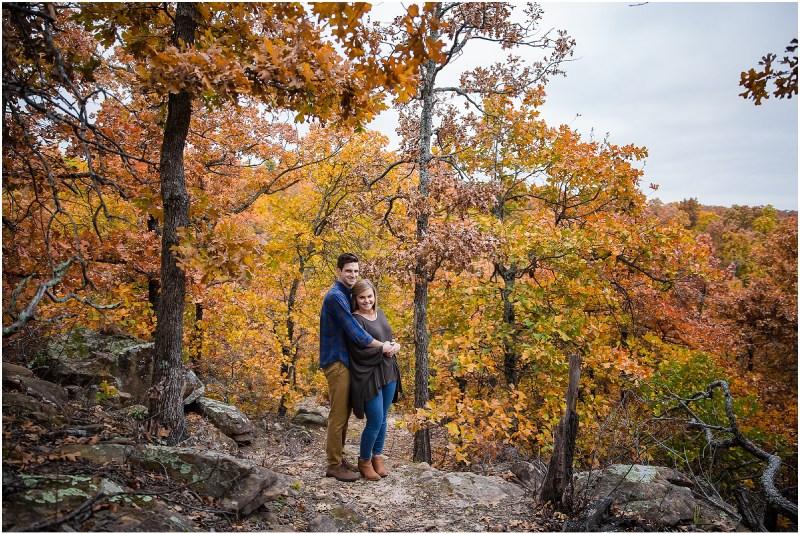 Tulsa Oklahoma Engagement Picturesque_0016