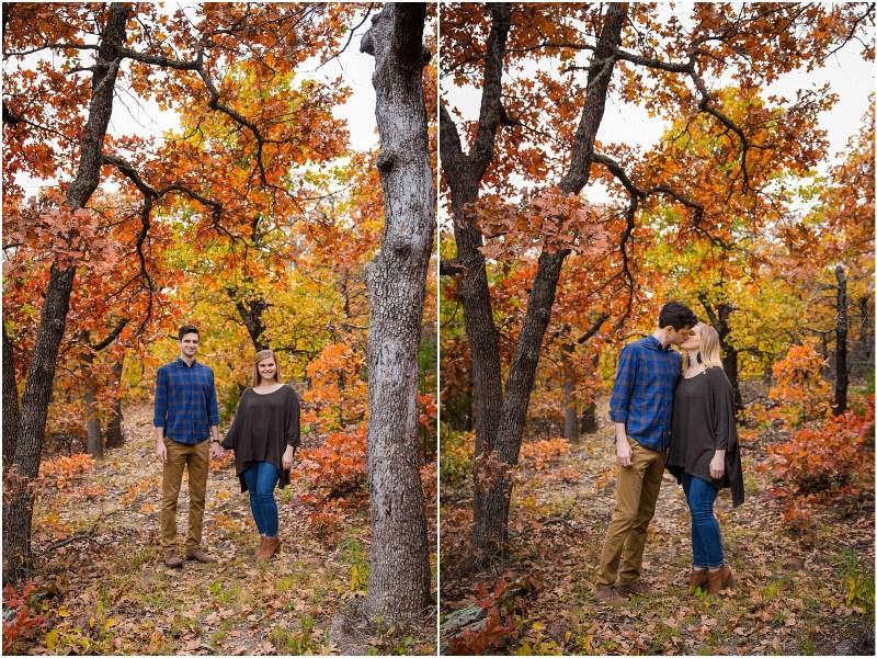 Tulsa Oklahoma Engagement Picturesque_0019