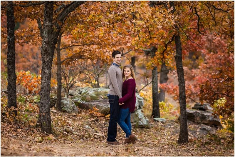 Tulsa Oklahoma Engagement Picturesque_0027