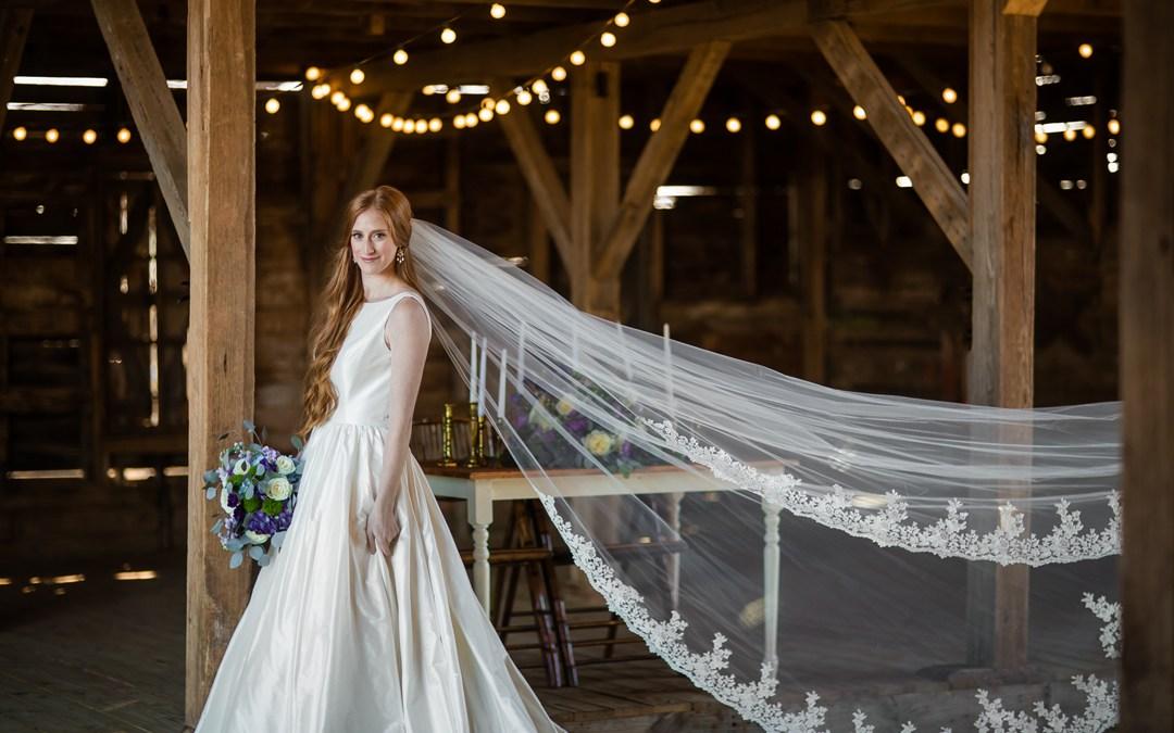Bella Rose Bridal Styled Shoot | The Barn at the Woods | Edmond, Oklahoma