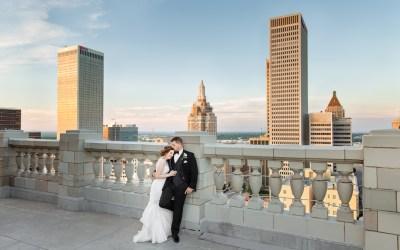 Jessica + Jim | The Mayo Hotel Wedding