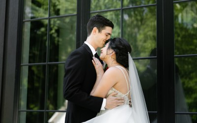Sarah + Colt | Asbury Methodist Church Wedding and Spain Ranch Reception | Tulsa, Oklahoma