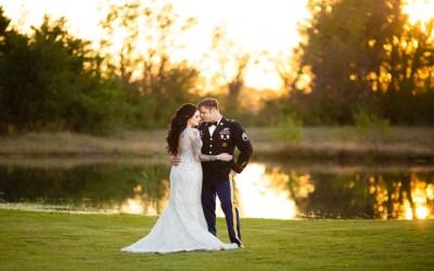 Tabitha + Kenny   Greenleaf Barn Wedding   Tulsa, Oklahoma
