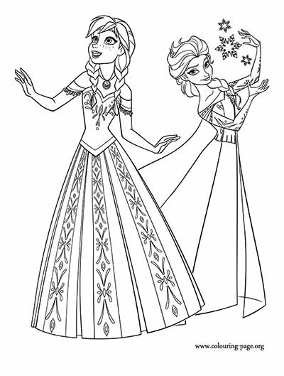 101 Frozen Coloring Pages July 2018 Edition Elsa coloring pages