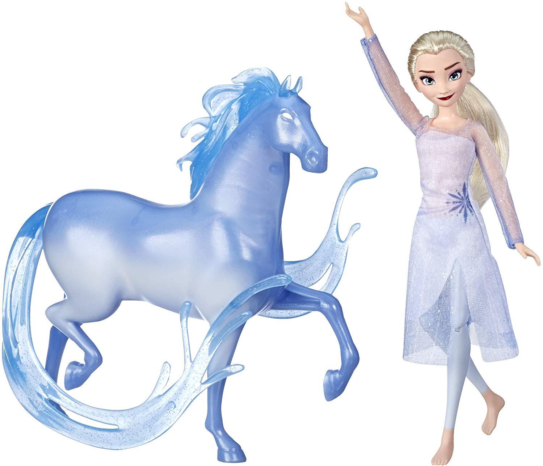 [DEAL] Disney Frozen 2 Elsa & Nokk Figures