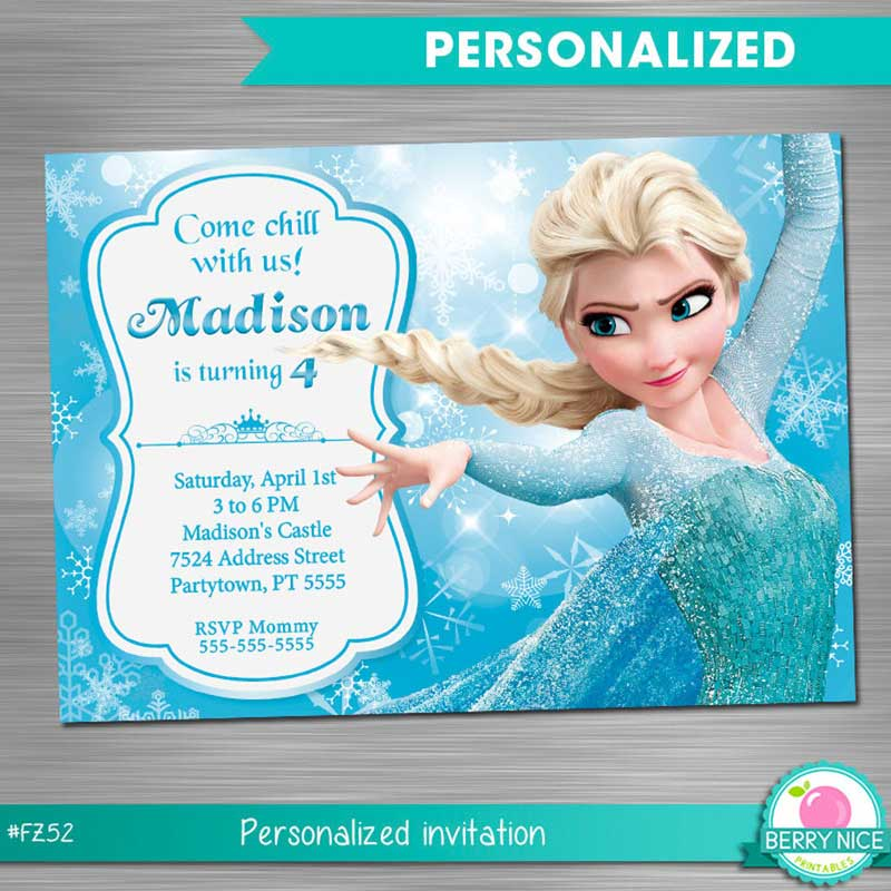updated 50 awesome frozen party ideas