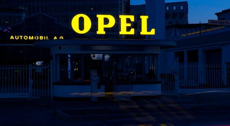Opel Köln