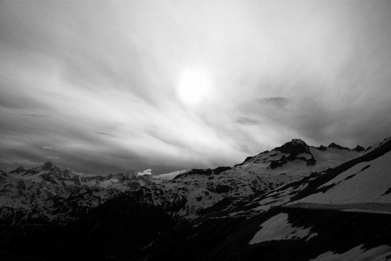 swiss mountains by picturetom