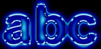 online glow text generators