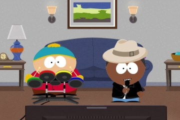 Pharrell Williams-happy-south_park