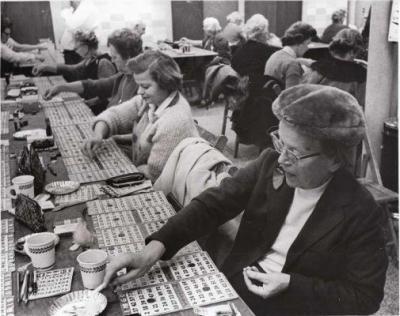 Salle de Bingo