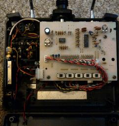 team picus telerobotics about futaba challenger 2 4 ghz conversion futaba transmitter wiring [ 1024 x 768 Pixel ]