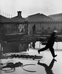 Urban photography - Henry Cartier Bresson