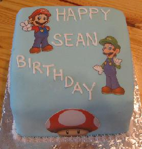 Edible Picture Cakes