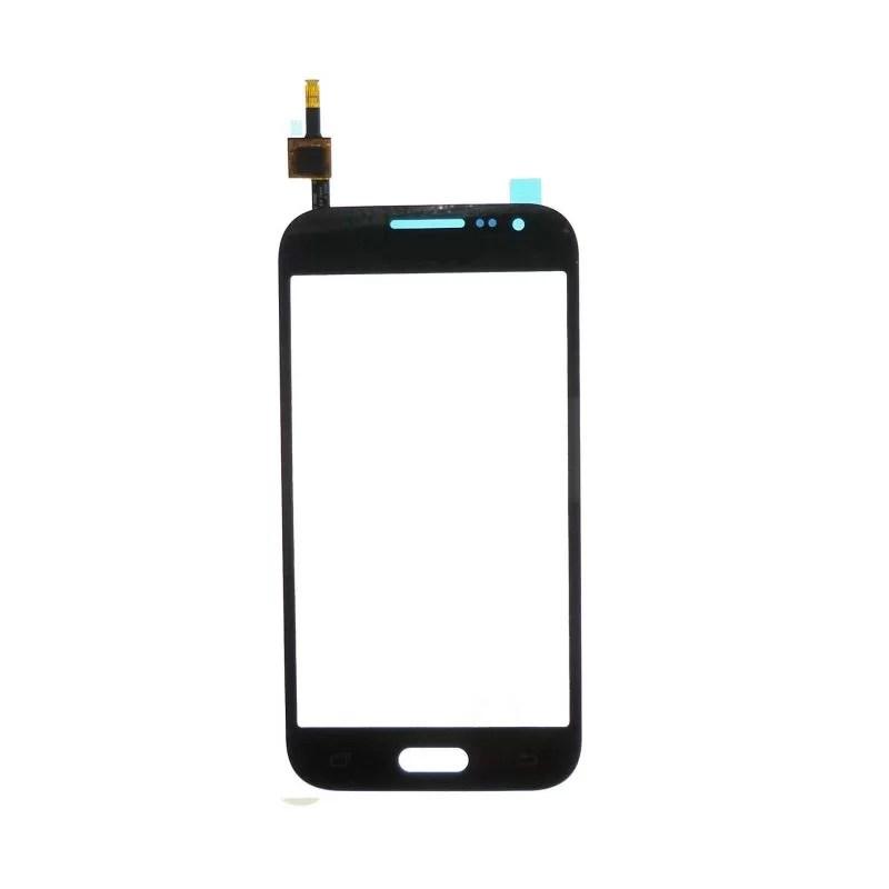 Ecran vitre tactile gris Samsung Galaxy Core Prime G360F