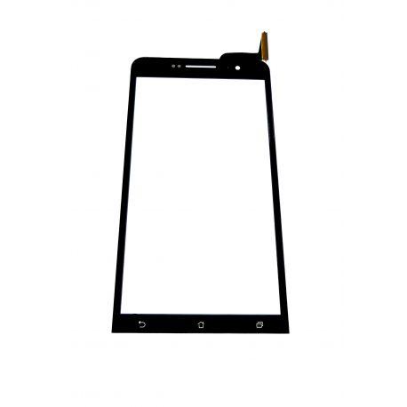 Ecran vitre tactile noir Asus Zenphone 6 pièce