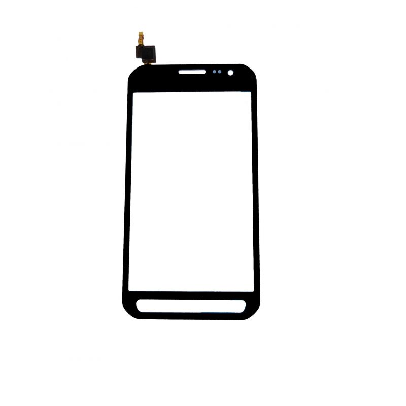 Vitre tactile noire Samsung Galaxy Xcover 3 G388F