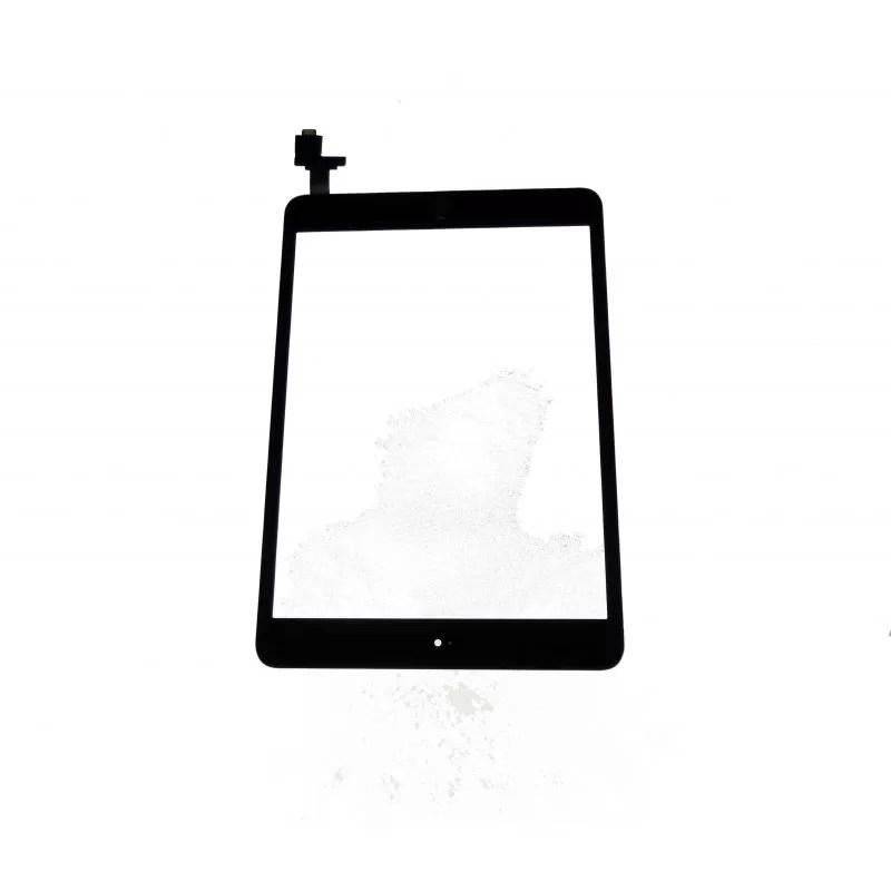 Vitre ecran tactile Apple Ipad mini avec IC pièce