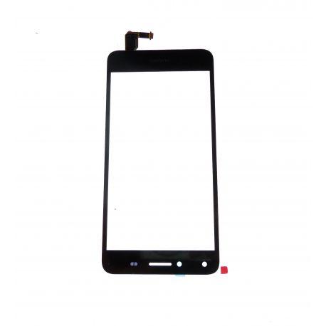 Vitre écran tactile noire pour Huawei Y5 II