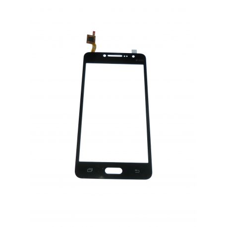 Vitre écran tactile noire pour Samsung Galaxy Grand Prime