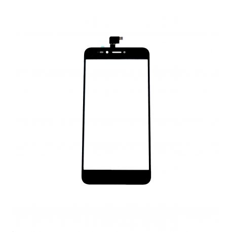Black touch screen glass for Wiko Upulse