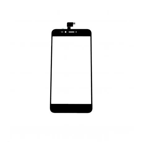 Vitre écran tactile noire pour Wiko Upulse