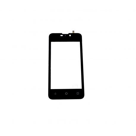 Black touch screen glass for Wiko Sunny Max