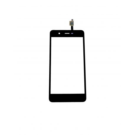 Black touch screen glass for Wiko Kenny