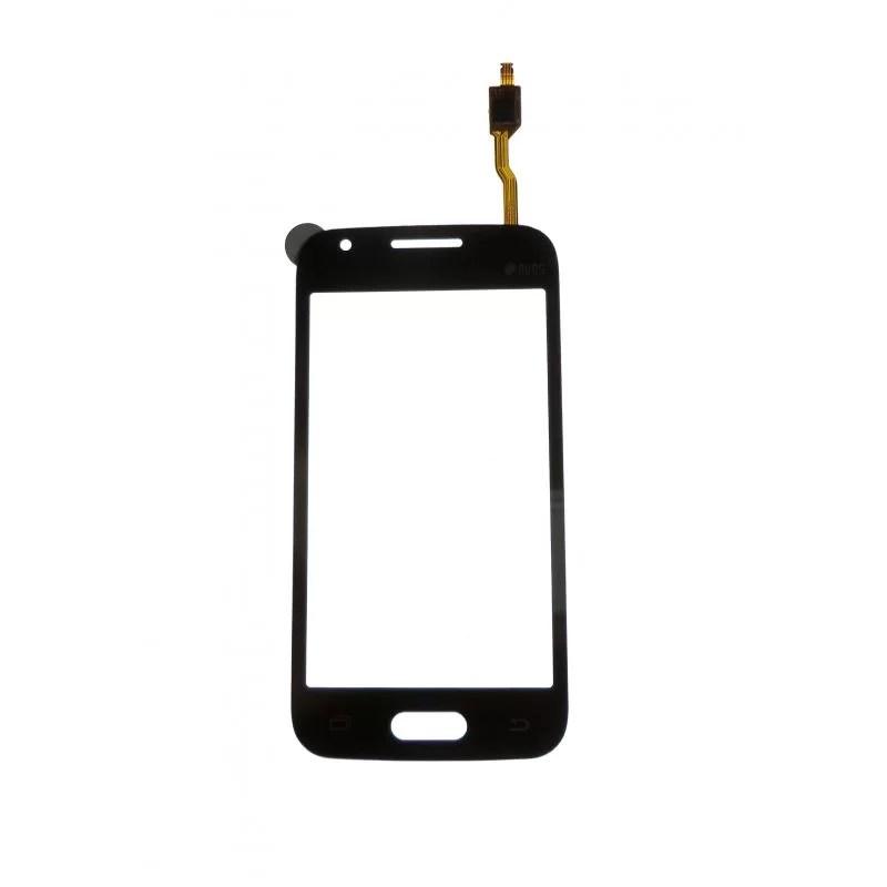 Vitre écran tactile noire pour Samsung Galaxy Trend 2 G313