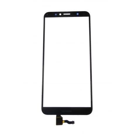 Vitre écran tactile noir pour Huawei Y6 2018