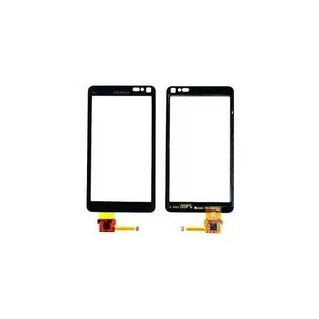 Ecran vitre tactile Nokia N8 en pièce de qualité