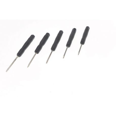 Pack Torx Screwdriver T2 T3 T4 T5 Screwdriver