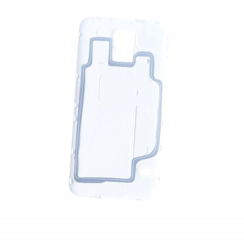 Cache arrière compatible cache batterie blanc Samsung