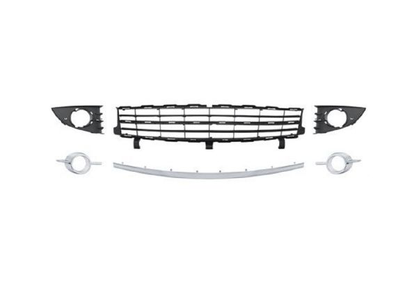 Kit grille pare-chocs avant RENAULT SCENIC 7701477303