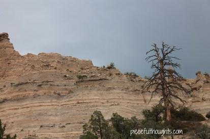 Road Trip - Tent Rock, Santa Fe, 2017 piecefulthoughts.com