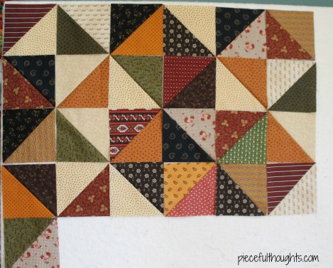 Autumn Calling - Playing with Layout - piecefulthoughts.com